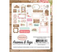 Carta Bella Farmhouse Market Frames & Tags (CBFAR113025)