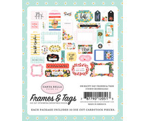 Carta Bella Oh Happy Day Frames & Tags (CBOHD112025)