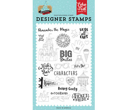Echo Park Big Smiles Clear Stamps (REM208044)