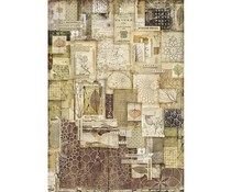 Stamperia Rice Paper A3 Frames (DFSA3051)
