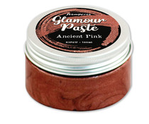 Stamperia Ancient Pink Glamour Paste 100ml (K3P61F)