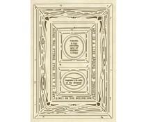 Stamperia Wooden Shapes A5 Frames (KLSP065)