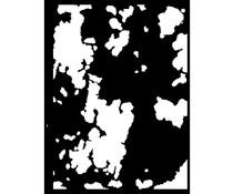 Stamperia Thick Stencil 15x20cm Rust 2 (KSAT10)