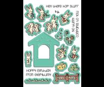 LDRS Creative Bunny Band Pals Dies (LDRS8102)