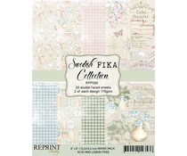 Reprint Swedish Fika Collection 6x6 Inch Paper Pack (RPP026)