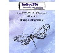 IndigoBlu Collector's No. 33 Grunge Dragonfly (IND0590)