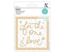Xcut Dies For The One I Love (XCU 503533)
