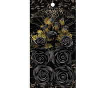 Graphic 45 Rose Bouquet Collection Photogenic Black (4501979)