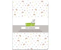 Lawn Fawn Hello Sunshine Remix Mini Notebooks (LF2201)