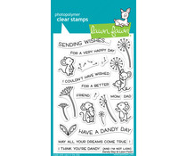 Lawn Fawn Dandy Day Clear Stamps (LF2217)