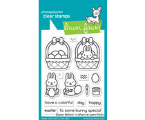 Lawn Fawn Easter Before 'n Afters Clear Stamps (LF2230)