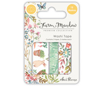 Craft Consortium Farm Meadow Washi Tape (CCWTPE003)