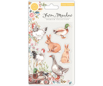 Craft Consortium Animals Clear Stamps (CCSTMP026)