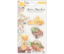 Craft Consortium Pick of the Crop Clear Stamps (CCSTMP025)