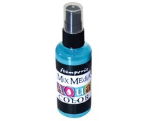 Stamperia Aquacolor Spray 60ml Sky Blue (KAQ016)