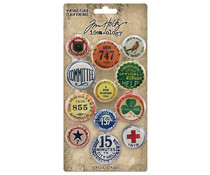 Idea-ology Tim Holtz Vintage Flair (TH94027)