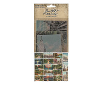 Idea-ology Tim Holtz Vellum Scenes (TH94028)