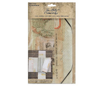 Idea-ology Tim Holtz Travel Folio (TH94032)