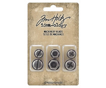 Idea-ology Tim Holtz Machinery Heads (TH94038)