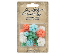 Idea-ology Tim Holtz Heirloom Florals (TH94040)