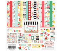 Carta Bella Summer Market 12x12 Inch Collection Kit (CBSUM115016)