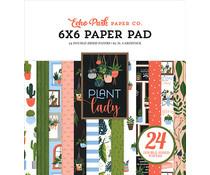 Echo Park Plant Lady 6x6 Inch Paper Pad (PLA211023)