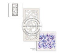 Polkadoodles Heavenly Circles Stencil (PD8010)