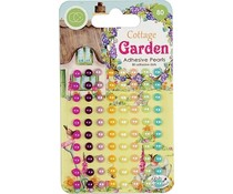 Craft Consortium Cottage Garden Adhesive Pearls (CCAPRL002)
