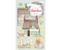 Craft Consortium Cottage Garden Stamps (CCSTMP029)