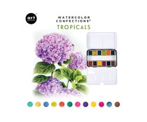 Art Philosophy Watercolor Confections Tropicals (584269)