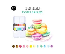 Art Philosophy Watercolor Confections Pastel Dreams (590253)