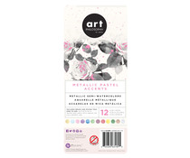 Art Philosophy Metallic Accents Pastels (631895)