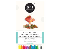 Art Philosophy Water-Soluble Oil Pastels Basics (631925)