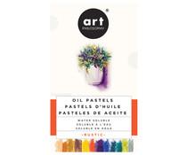 Art Philosophy Water-Soluble Oil Pastels Rustic (631932)