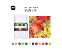 Art Philosophy Watercolor Confections Terrain (639785)