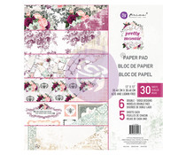 Prima Marketing Pretty Mosaic 12x12 Inch Paper Pad (642167)