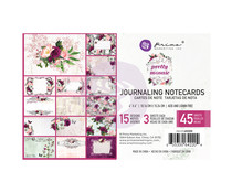 Prima Marketing Pretty Mosaic 4x6 Inch Journaling Cards (642204)
