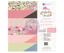 Prima Marketing Butterfly Bliss 12x12 Inch Paper Pad (913113)