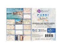 Prima Marketing Capri 4x6 Inch Journaling Cards (996000)