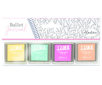 Aladine Bullet Jouran Mini Inkpads Pastel (03926)