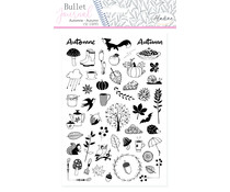 Aladine Bullet Journal Foam Stamps Autumn (03935)
