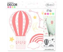 Aladine Decor Foam Stamps Kids (05285)
