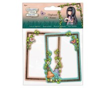 Gorjuss Faerie Folk Chipboard Frames (6pcs) (GOR 269103)