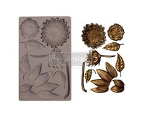 Re-Design with Prima Forest Treasures 5x8 Inch Mould (641061)