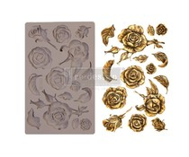 Re-Design with Prima Fragrant Roses 5x8 Inch Mould (644901)