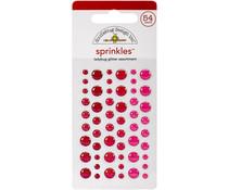 Doodlebug Design Ladybug Glitter Sprinkles (54pcs) (4535)