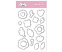 Doodlebug Design I Pick You Doodle Cuts (6587)