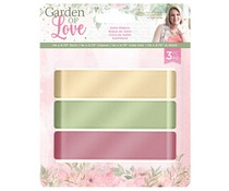Crafter's Companion Garden of Love Satin Ribbon (S-GOL-RIB-ST)