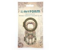 Mitform Marine 1 Metal Embellishments (MITS039)