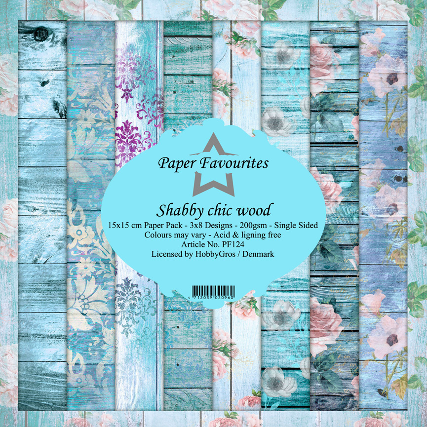 32 SHEETS 4 DESIGNS 4 COLOURS WINTER    15X15 CM NEW D PRETTY PAPERS BOOK